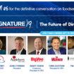 Signature 19 The Future of Dining