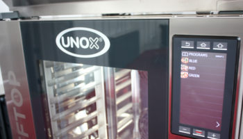 Unox-combi-oven