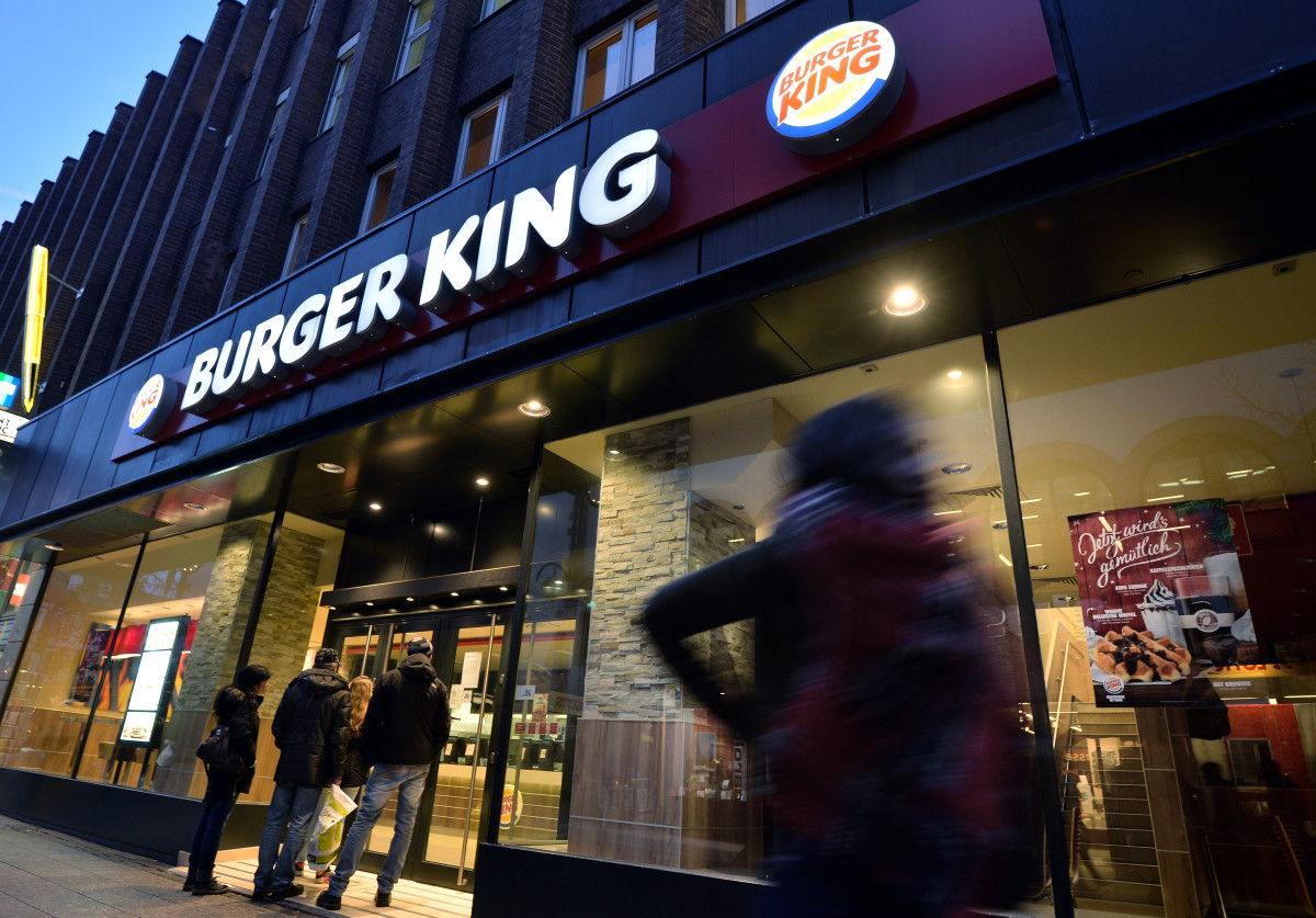 Burger King Restaurants Close Following Conflict With Franchise Holder