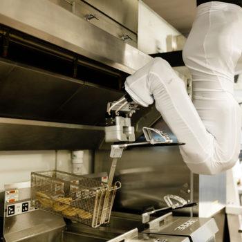 White Castle Flippy kitchen assistant 2