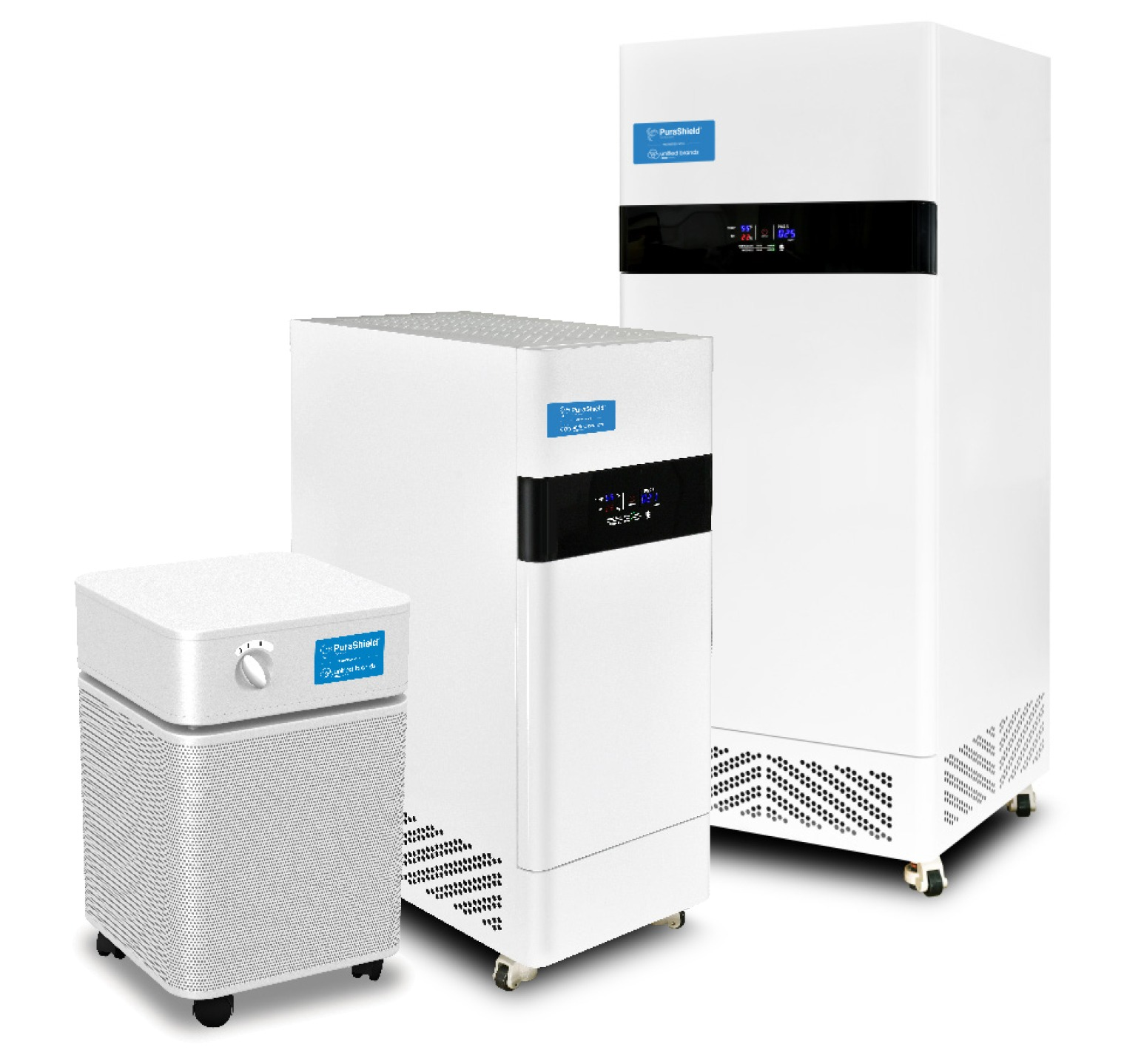 Purashield air filtration units
