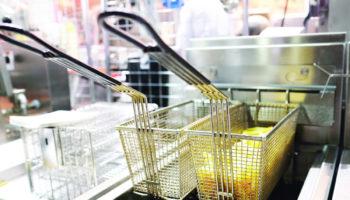 Filta fryer management